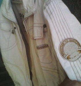 Куртка мужская стильная б/у