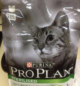 Pro plan 1,5 для стерилизованных кошек с кроликом