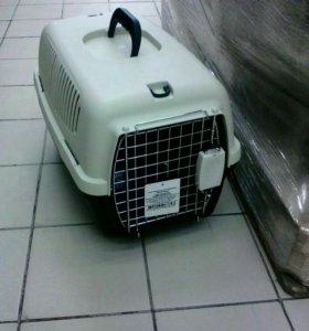 Переноска новая для кошек и собак мелких пород