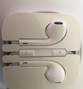 Наушники Apple оригинальные (новые)