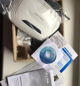 Wi-Fi-роутер TP-LINK НОВЫЙ