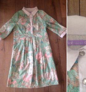 Платье I love mum для беременных и кормящих