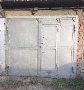 Гараж ( район Трампарка, гаражное общество 1а АГК)