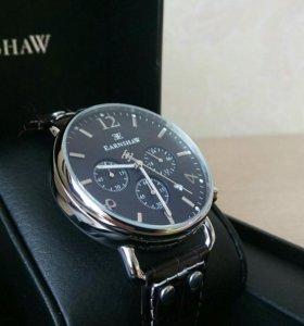 Новые мужские часы Earnshaw (Англия ) 100 % оригин