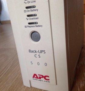 ИБП APC cs 500