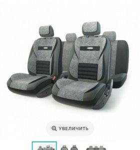 Чехлы Autoprofi Multicomfort