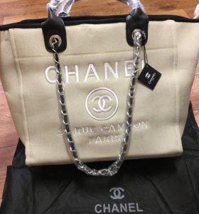 Сумка Chanel шопер новая