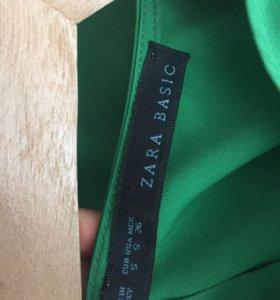 Zara блузка