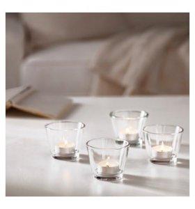 Подсвечники для свечи, набор