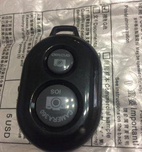Селфи кнопка блютуз айфон андроид