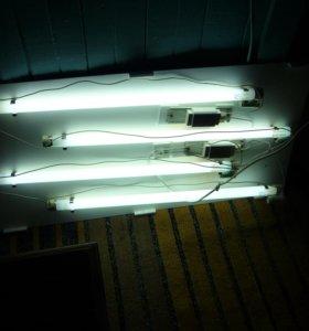 светильник люминесцентная