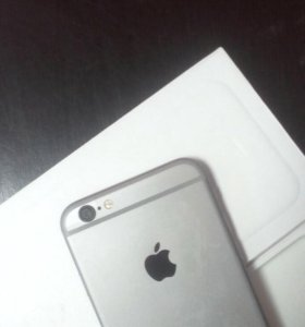Новые айфон 6 64гб серый космос