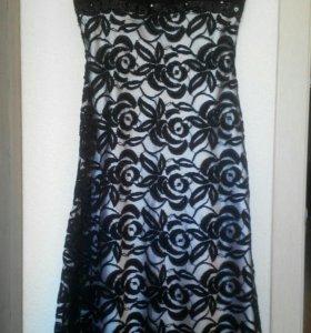 Праздничное платье 46р-р