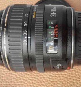 Объектив Canon EF 28-105mm