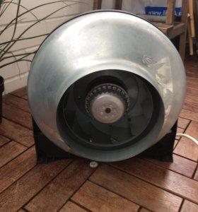 Канальный вентилятор O.ERRE turbo 200 (Италия)