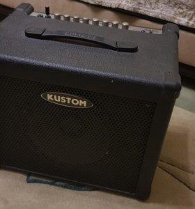 Продам усилитель Kustom KMA35X DFX
