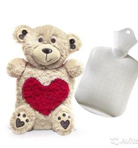 Игрушка - грелка медвежонок