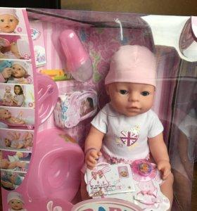 Кукла Беби борн BABY LOVE новые