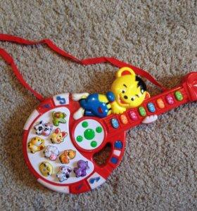 Игрушка детская гитара