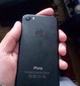 Iphone 5 matte black 16gb