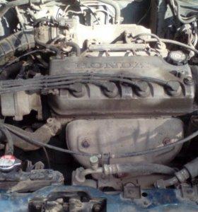 Двигатель d15b tristage vtek