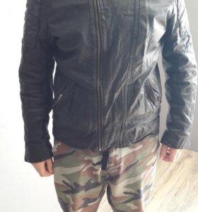 Кожанная куртка Scotch Soda Xl(50-52)