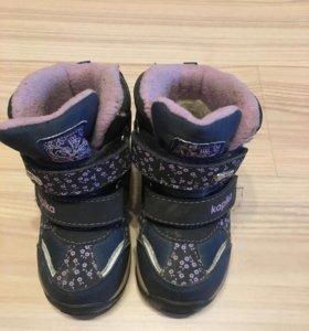 Ботинки зимние Kapika 23