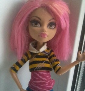 Кукла хоулин вулф