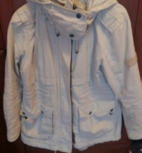 Куртка(Bershka)