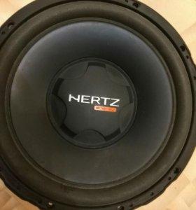 Сабвуфер Hertz 700watt