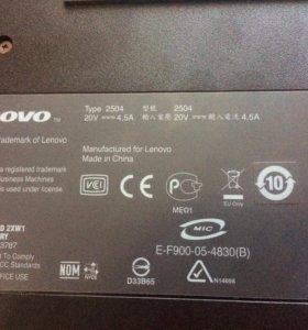 Репликатор портов Lenovo 2504