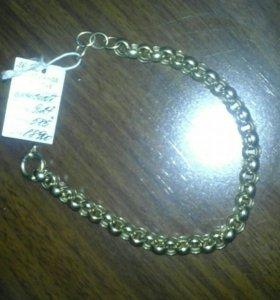 Золотой браслет!цена оконч -только наличка