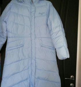 Зимнее пальто Рибок