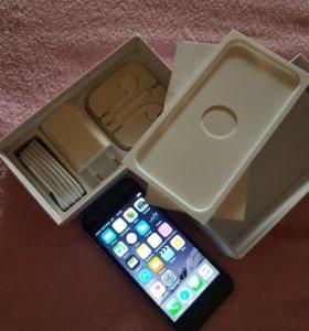 Новый айфон 5s 32gb