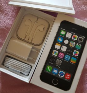 iPhone 5s 16gb Новый