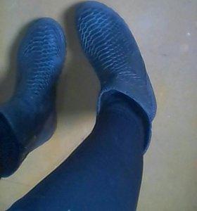Демисезонные ботиночки (р.37)
