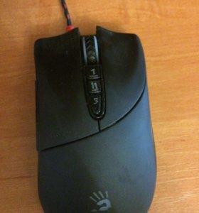 Игровая мышка от BLOODY