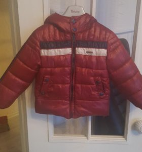 Куртка на мальчика Brums