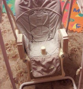 Столик детский/качели