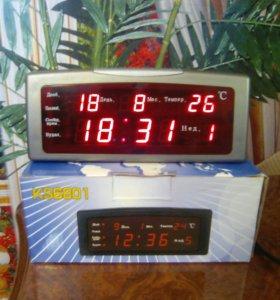 Часы электронные(настольные)