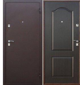 """Входные двери """"Стройгост 7-2 венге"""""""