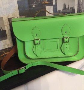Яркая сумка, новая
