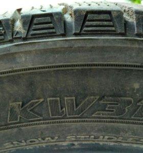 Зимняя резина, шины Kumho izen kw31 195/55 r16