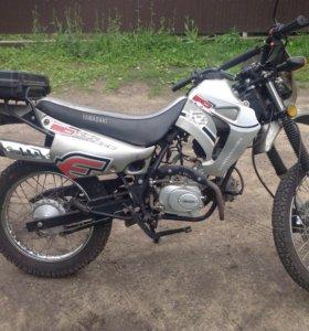 Мотоцикл Yamasaki