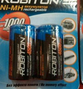 Ni-MH аккумулятор C/HR14 Robiton 4500mAh