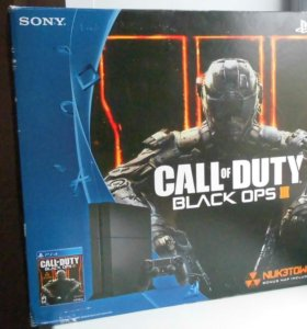Sony Playstation 4 + Black Ops 3 из США