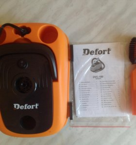 Автомобильный пылесос Defort DVC 150