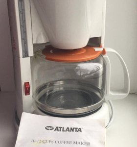 Кофеварка Atlant ATH 520