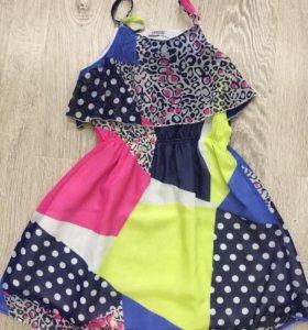 Платье Armani, новое. Очень стильное!