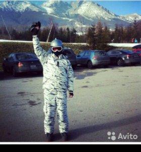 Костюм сноубордический